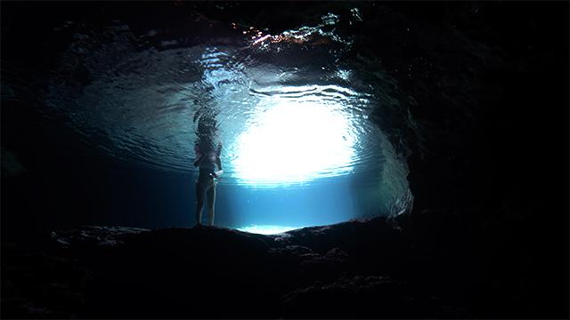 水中の撮影#03