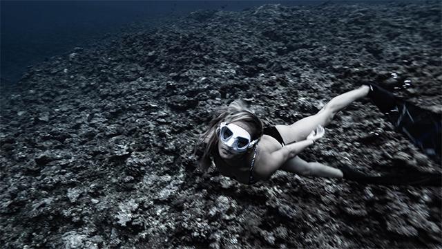 水中の撮影#04